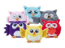 Игрушка Hoo-Hoo Emotion Mini Owl
