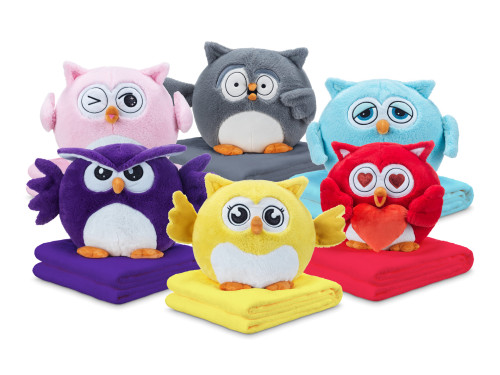 Комплект Hoo-Hoo Emotion Owl 3в1